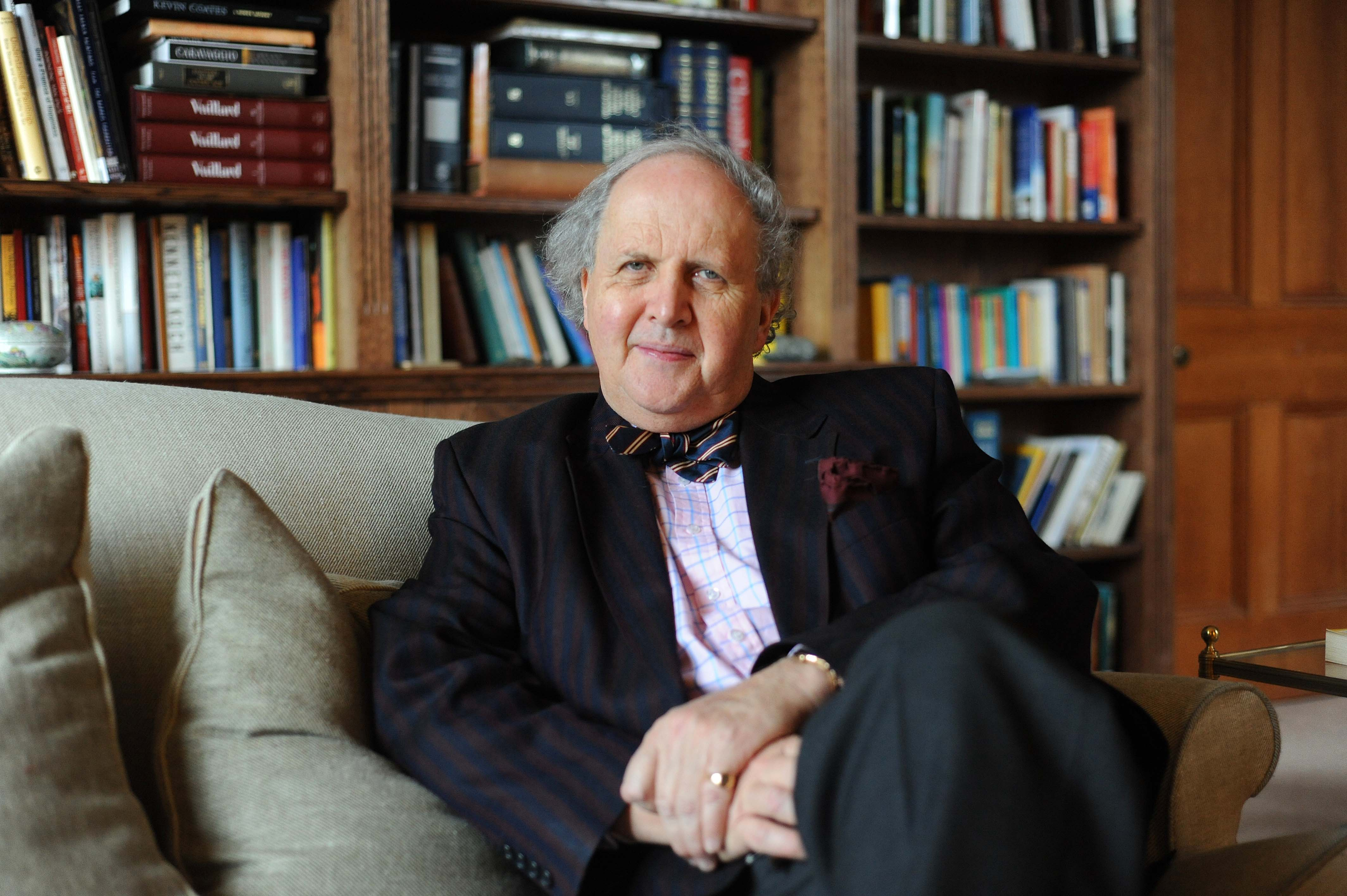 from Cullen is alexander mccall smith gay